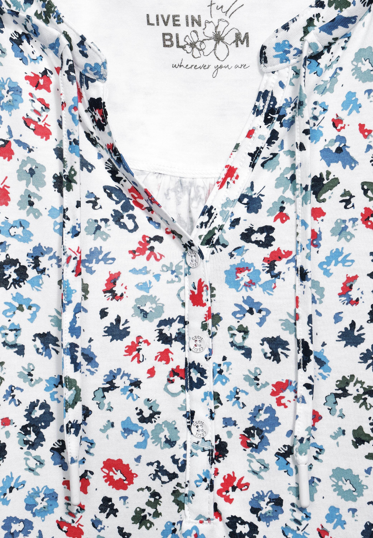 Cecil Shirt mit Blumenmuster