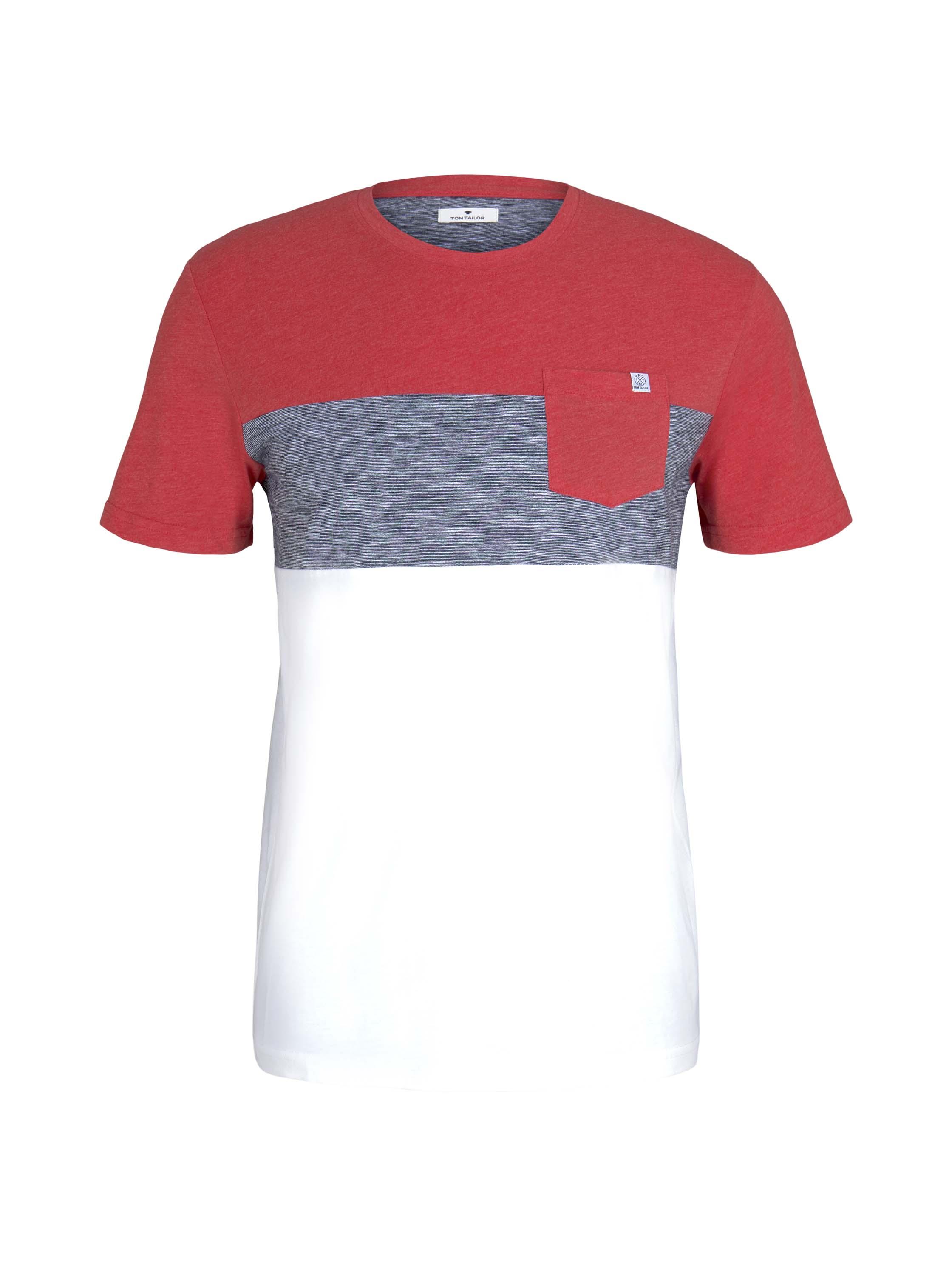 cutline t-shirt