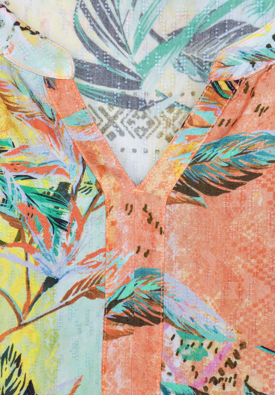 Cecil Ärmelloses Kleid mit Muster