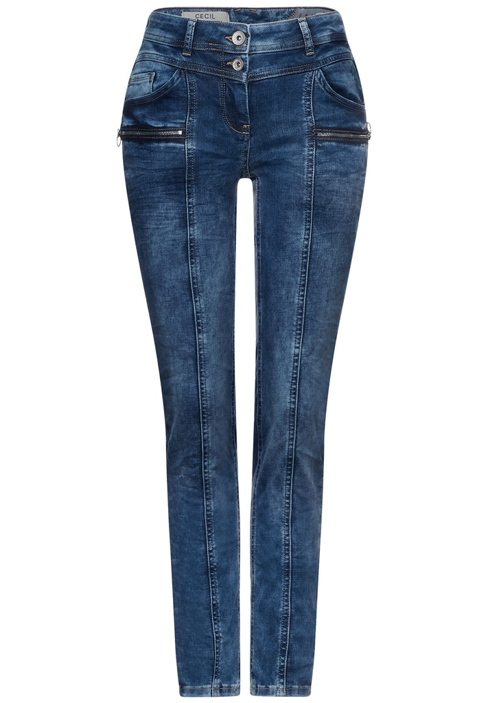 CECIL Loose Fit Jeans