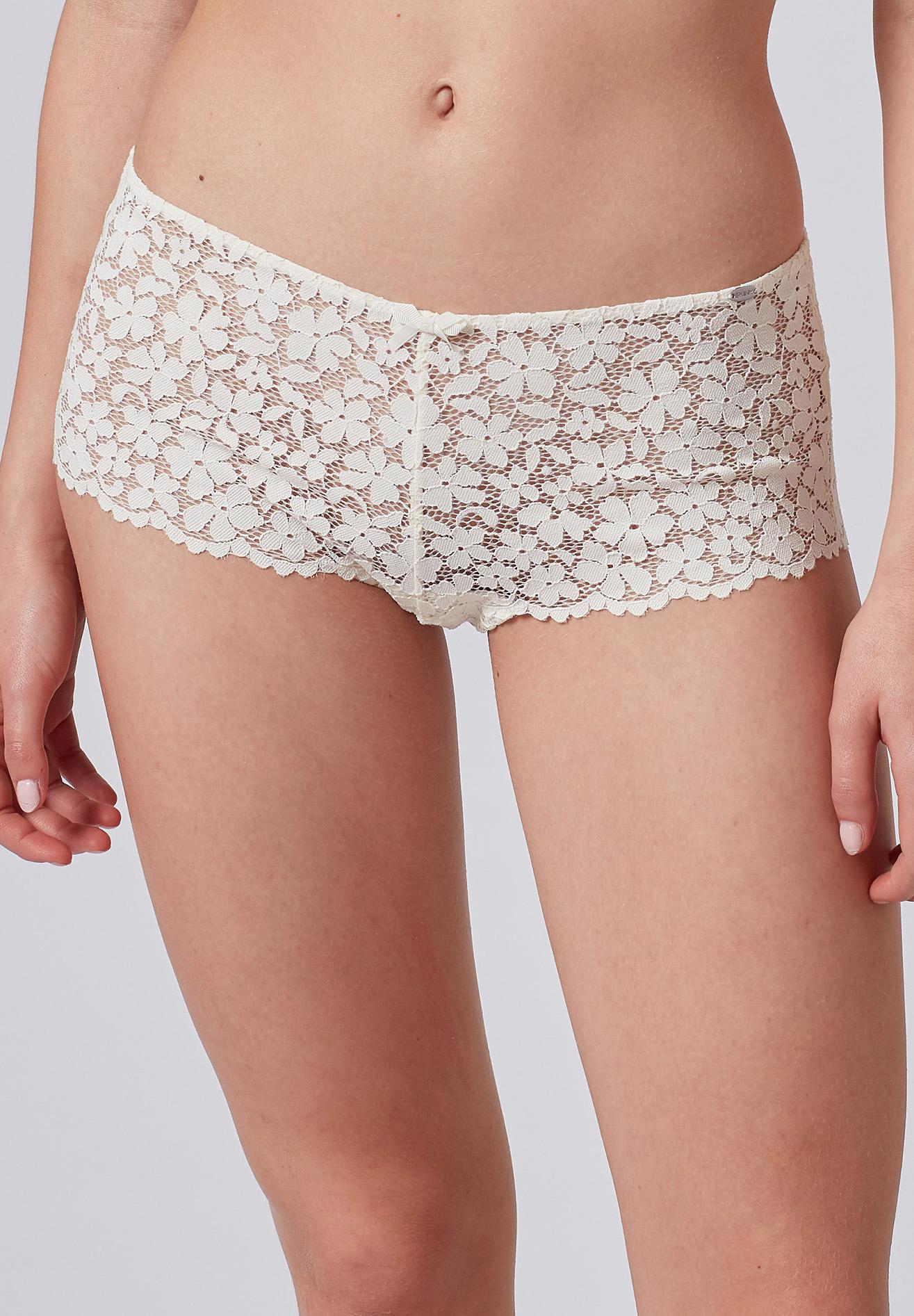 Skiny Damen Panty Dreamy Lace
